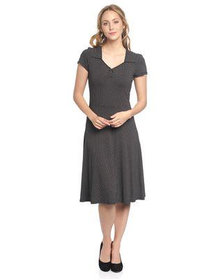 Vive Maria French Day Dress black allover – Bild 1