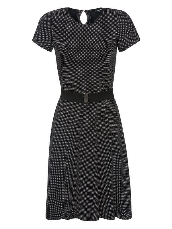 Vive Maria French Summer Dress black allover Ansicht