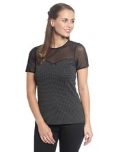 Vive Maria French Summer Shirt black allover – Bild 1