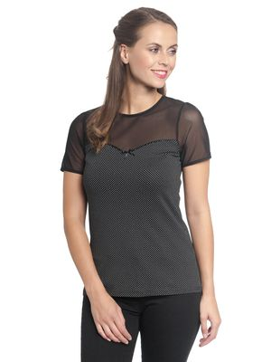 Vive Maria French Summer Shirt black allover – Bild 1