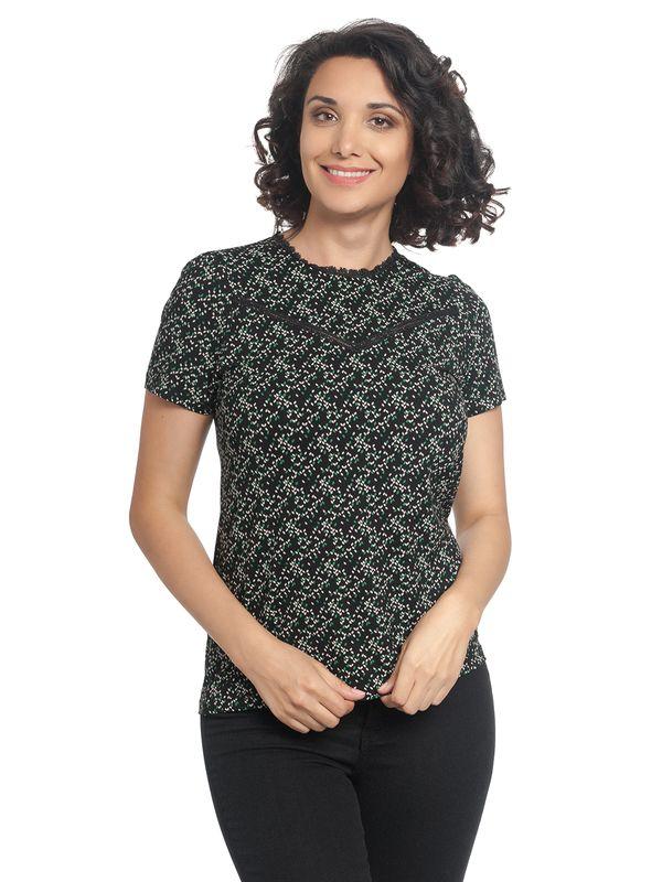 Vive Maria Chelsea Shirt black allover – Bild 1