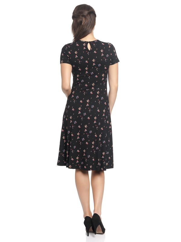 Vive Maria Blooming City Dress black allover – Bild 2