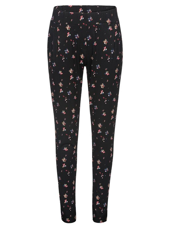 Vive Maria Blooming Day Pants black allover Ansicht