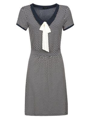Vive Maria Seatown Dress blue allover – Bild 0