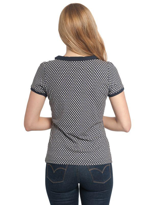 Vive Maria Seatown Shirt blue allover – Bild 2