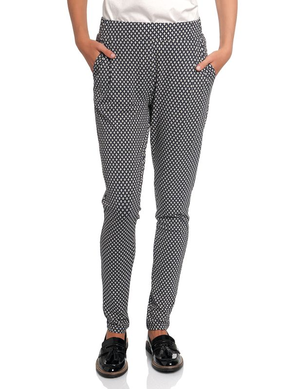 Vive Maria Seatown Pants blue allover – Bild 1