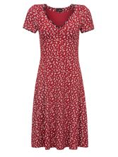 Vive Maria Lovely Holiday Dress red allover – Bild 0