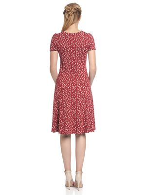 Vive Maria Lovely Holiday Dress red allover – Bild 2