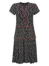 Vive Maria Holiday Dream Dress black allover – Bild 0