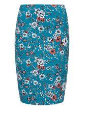 Vive Maria Flower Garden Skirt azure allover – Bild 0