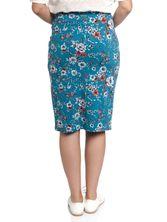 Vive Maria Flower Garden Skirt azure allover – Bild 2