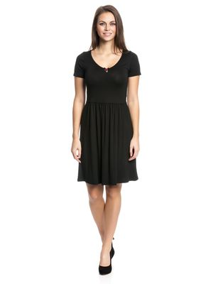Vive Maria Lovely Girl Dress Kleid schwarz – Bild 1