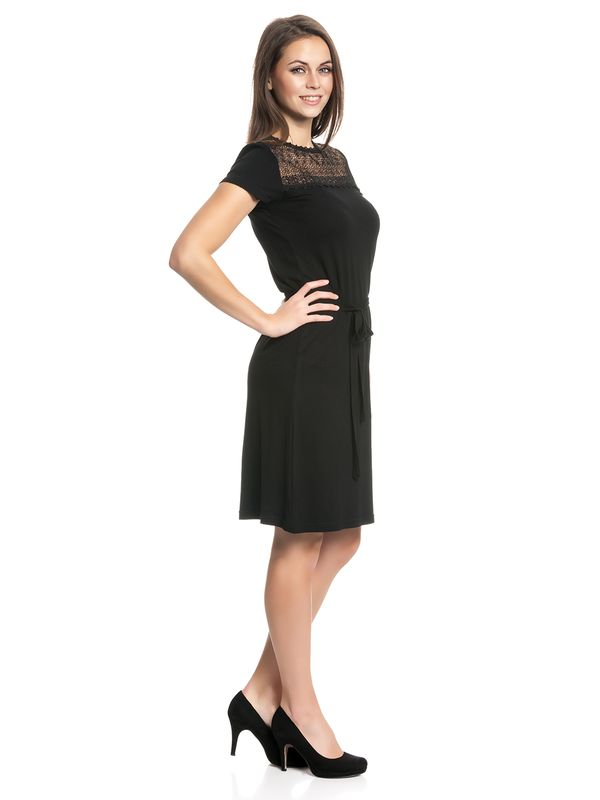 Vive Maria Lovely Lace Dress black – Bild 3