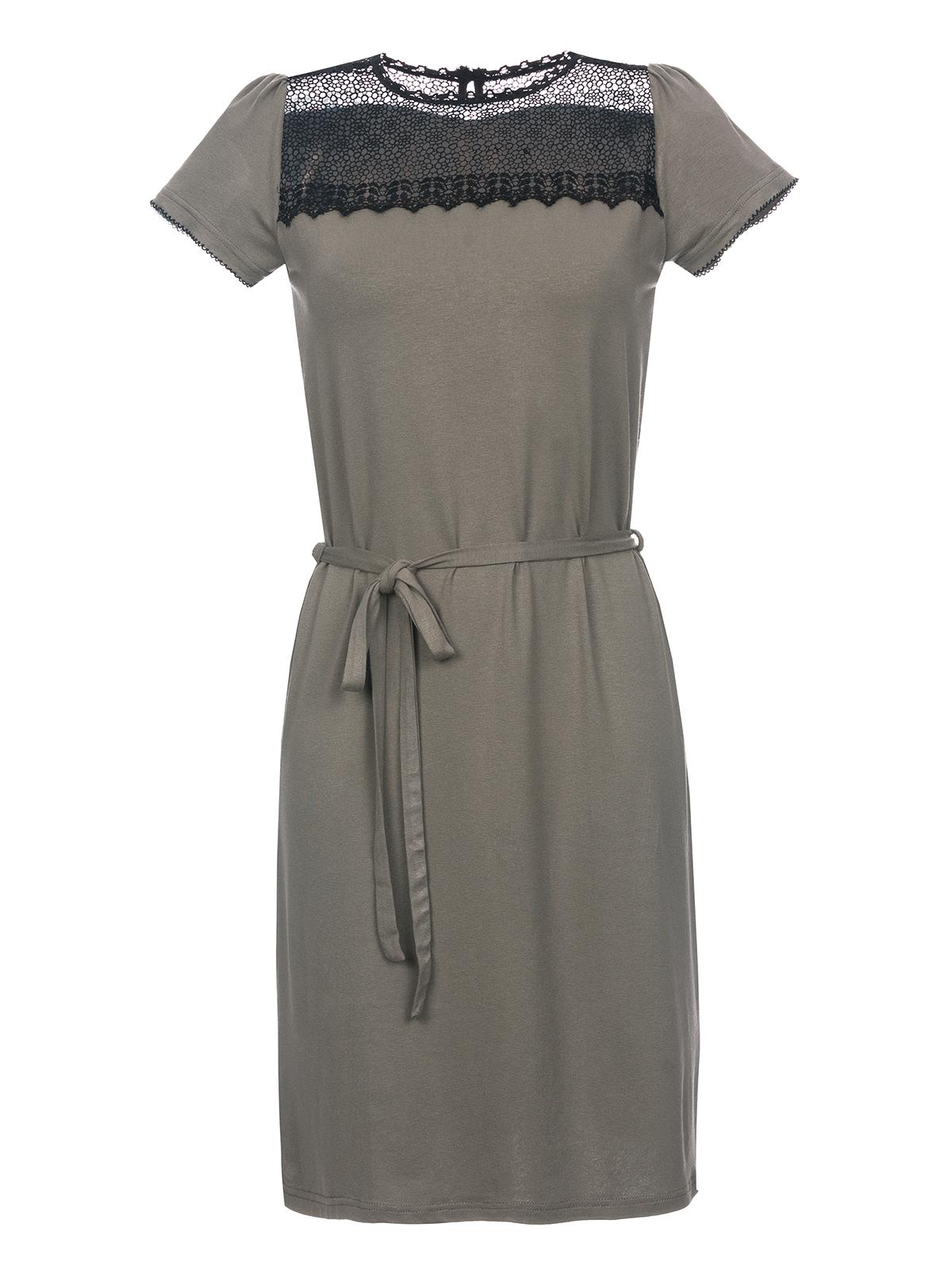 Kleider - Vive Maria Lovely Lace Dress Damen Kleid Grün – Größe M  - Onlineshop NAPO Shop