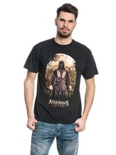 Assassins Creed Aguilar Dark Männer T-Shirt black – Bild 1