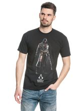 Assassin's Creed Ready T-Shirt for Men black – Bild 1