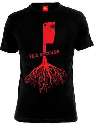 American Horror Story The Butcher T-Shirt black – Bild 0
