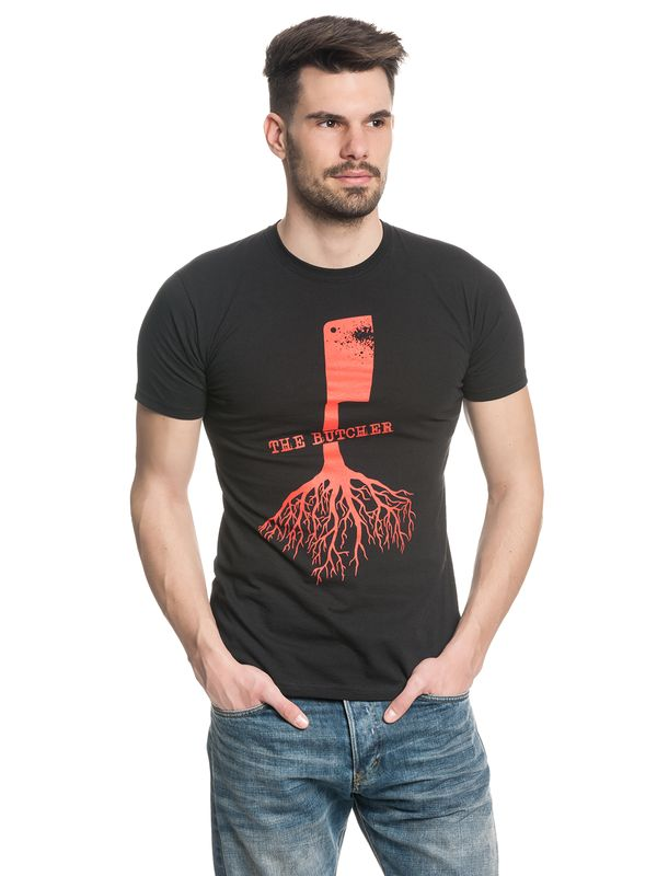 American Horror Story The Butcher T-Shirt black – Bild 2