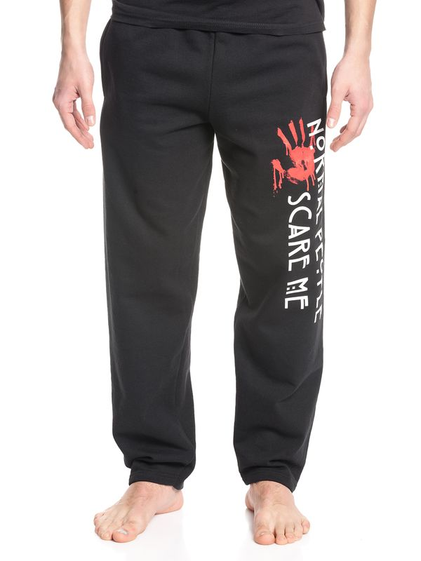 American Horror Story Normal People Jog Pants black – Bild 2