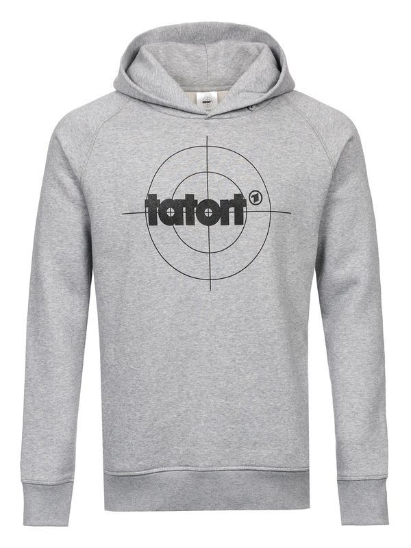 Tatort Classic Hooded Sweater grey-melange view