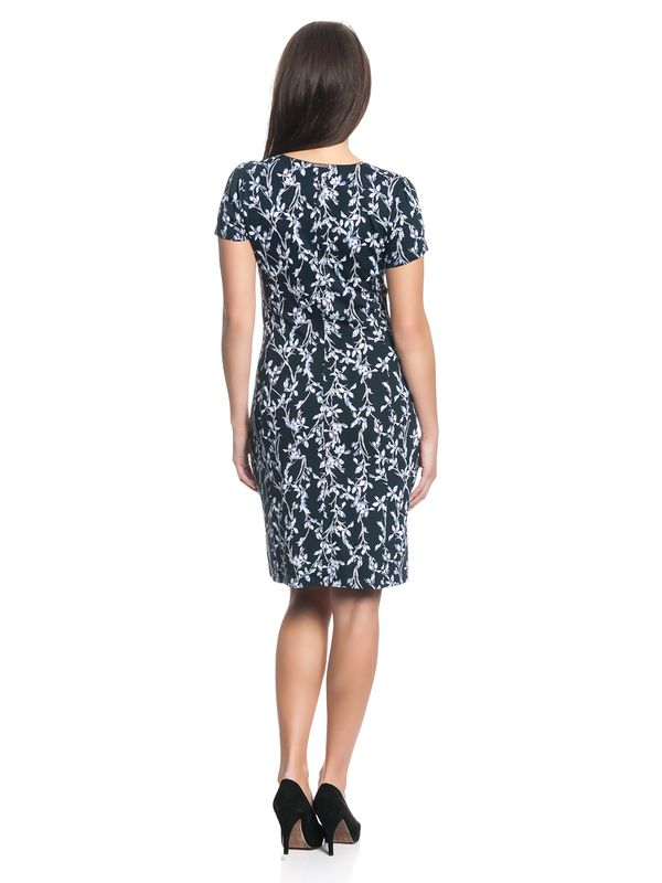 Vive Maria Soho Damen Wrap Dress for Women Dark Blue Allover – Bild 3
