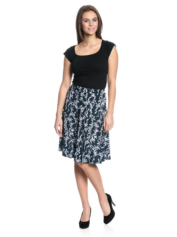 Vive Maria New In Town Skirt for women darkblue allover – Bild 5