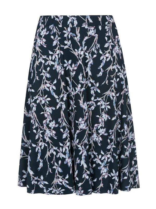 Vive Maria New In Town Skirt for women darkblue allover – Bild 1