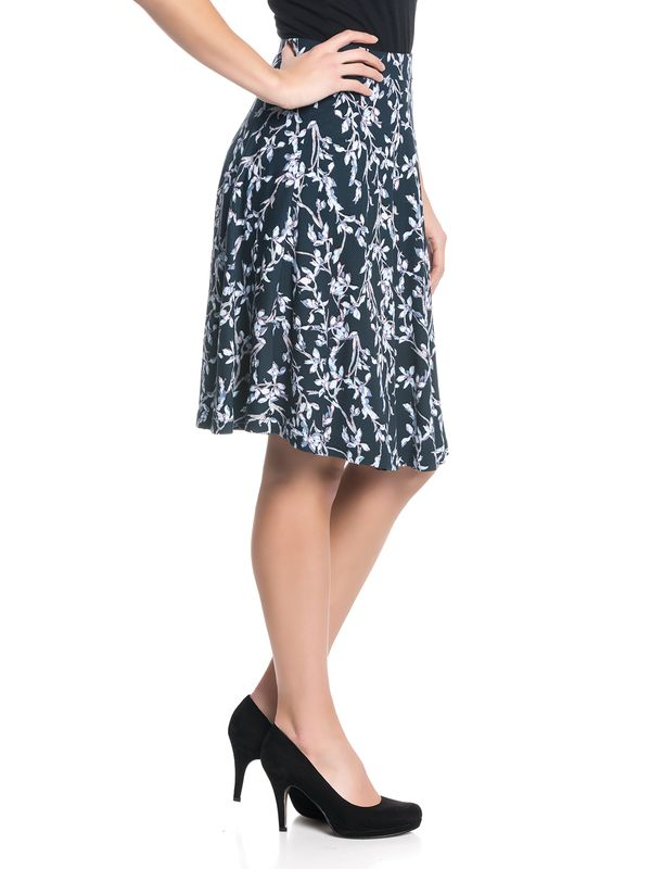 Vive Maria New In Town Skirt for women darkblue allover – Bild 2