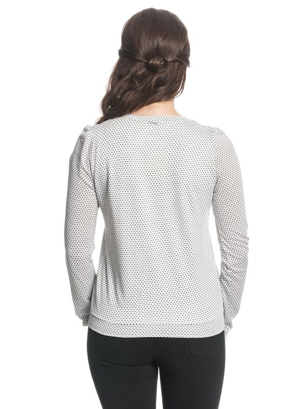 VIVE MARIA Montmatre Cardigan for Women White allover – Bild 3
