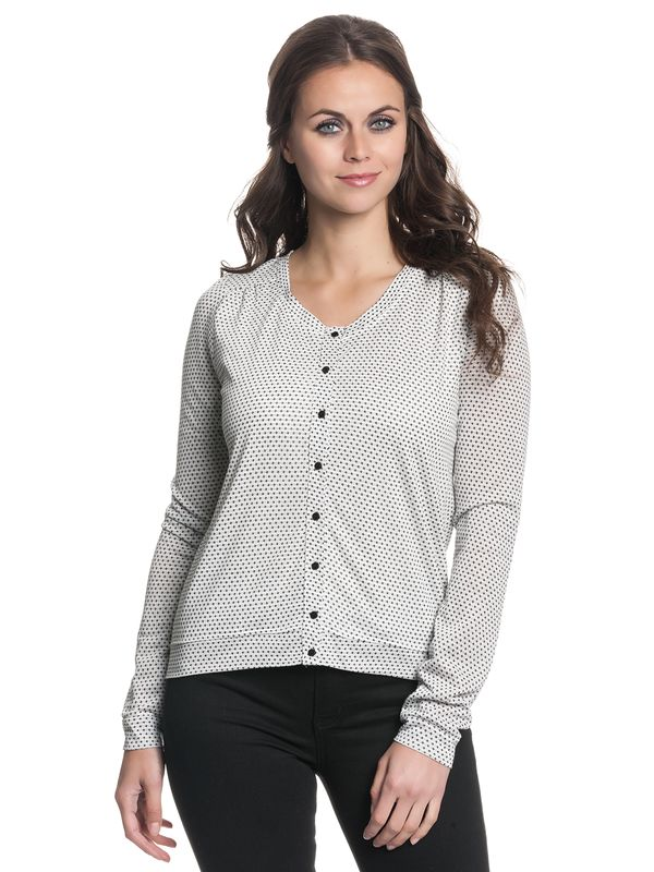 VIVE MARIA Montmatre Cardigan for Women White allover – Bild 1