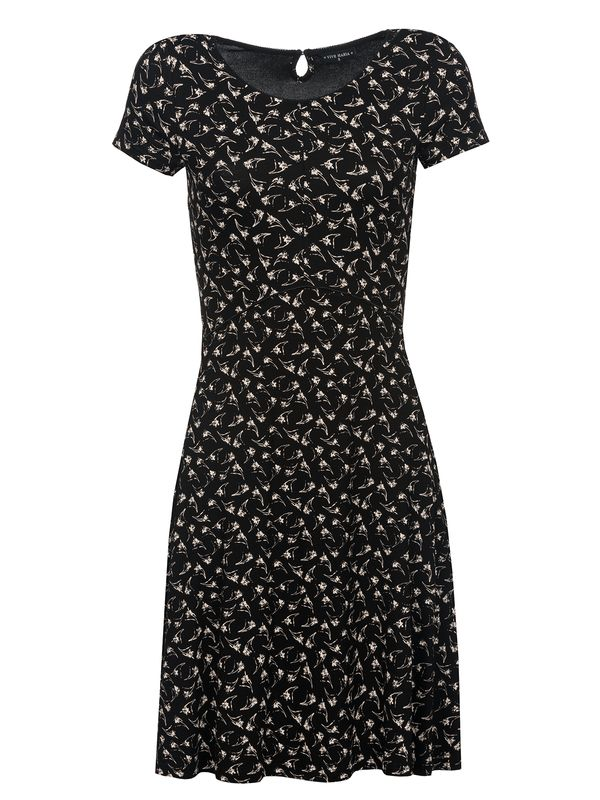Vive Maria Classic Daisy Dress Black Allover – Bild 1