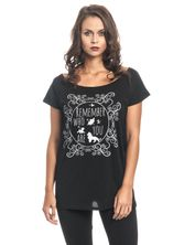 The Lion King Remember Who You Are Tee for Women Black – Bild 0