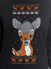 Bambi Hello Girl Sweater black – Bild 3