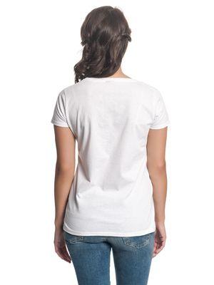 Gudetama More Minutes Damen T-Shirt Weiß – Bild 3