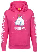 Minions It's So Fluffy Bubbles Hoodie for Women Pink – Bild 0