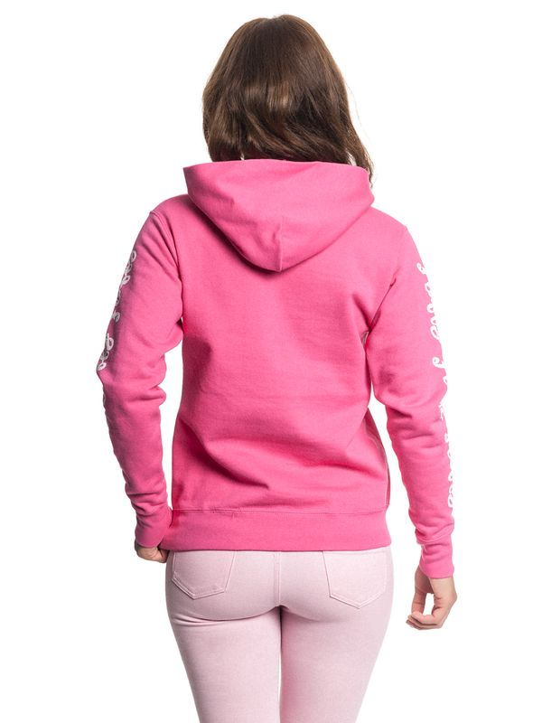 Minions It's So Fluffy Bubbles Hoodie for Women Pink – Bild 3