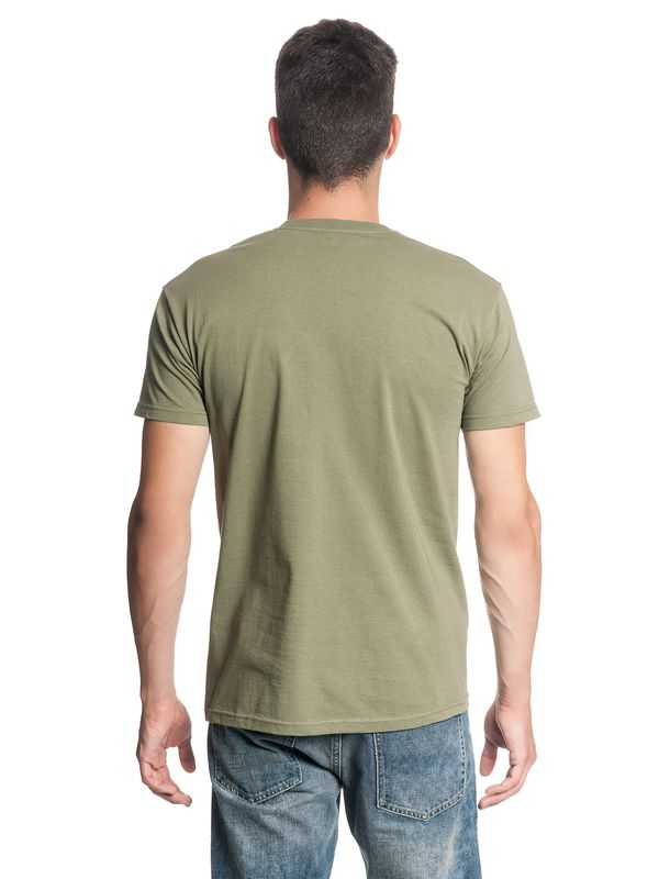 Minions Who's Up Kyle Tee for men Olive – Bild 3