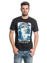 Blacklist Ripped Picture Male Tee Black – Bild 1