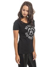 Sons of Anarchy No Rules No Masters Damen T-Shirt black – Bild 1