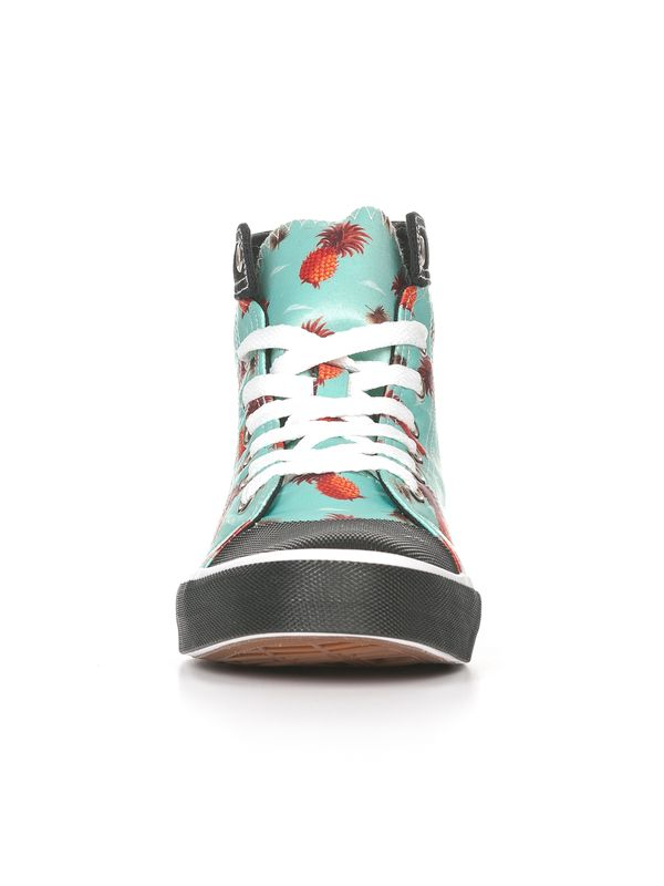 Pussy Deluxe Pineapple Dream Sneaker multicolour – Bild 5