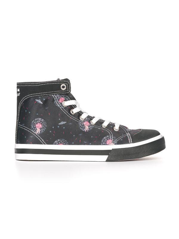 Dandelion Sneaker Schwarz, Schuhgrößen:39 Pussy Deluxe