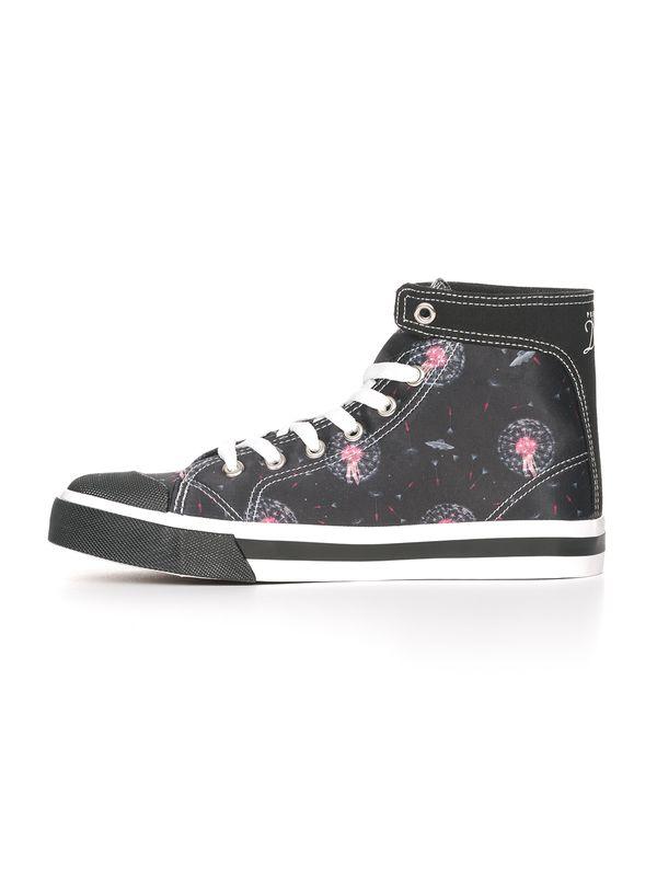 Pussy Deluxe Dandelion Sneaker schwarz – Bild 1