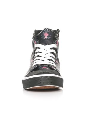 Pussy Deluxe Dandelion Sneaker schwarz – Bild 2