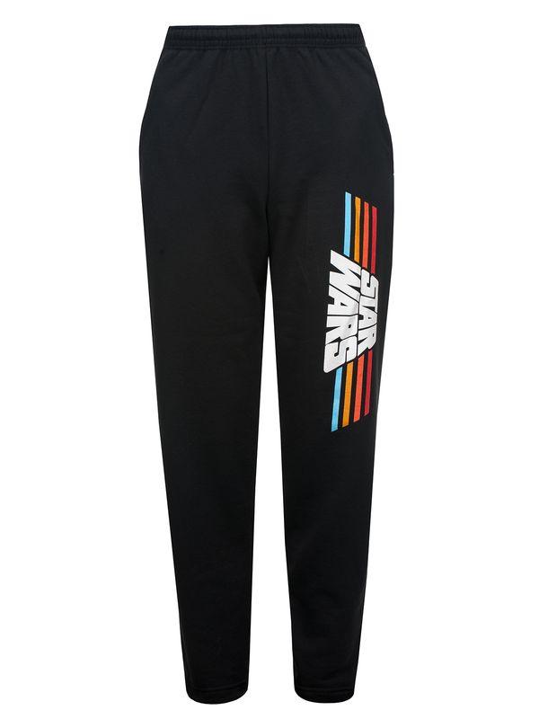 Star Wars Vintage 77 Jogging Hose schwarz – Bild 1