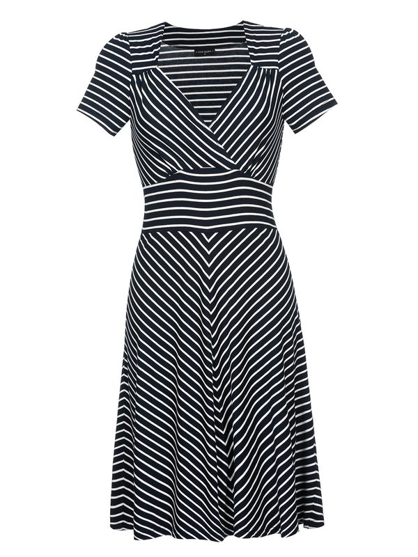 Vive Maria Biarritz Dress blue/cream – Bild 1
