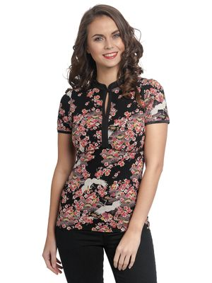 Vive Maria Little China Damen Shirt allover – Bild 2