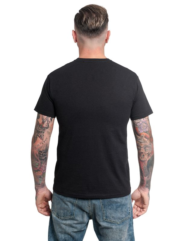 Coco Ernesto Herren T-Shirt Schwarz – Bild 3