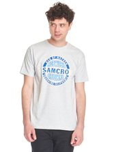 Sons of Anarchy Blue Original Men tee grey-melange – Bild 0