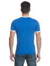 Star Wars Rebel 77 Male Tee Blue – Bild 2
