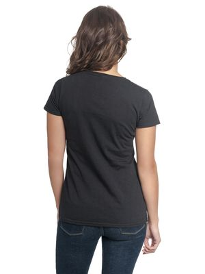 Star Wars Droids Damen T-Shirt Schwarz – Bild 2